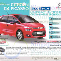 Read more about Citroen C4 Picasso & Grand C4 Picasso Offers 10 Oct 2015