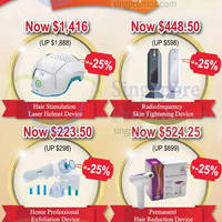 Clariancy 25% Off Storewide Sale 9 - 12 Oct 2015