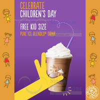 Coffee Bean & Tea Leaf Buy 2 Get 1 Free Promotion 9 Oct 2015
