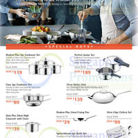 Read more about WMF Cookware Promotion @ Isetan 9 - 20 Oct 2015