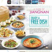 Read more about Crystal Jade Spend $40 & Get Free Dish for DBS / POSB Cardmembers 2 Oct - 30 Nov 2015