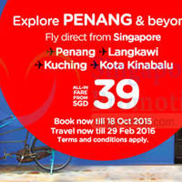 Read more about Air Asia fr $36 all-in Promo Fares 12 - 18 Oct 2015
