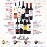Read more about Fairprice International Wine Fair Roadshow @ Nex 5 - 11 Oct 2015
