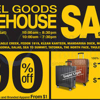 Read more about Famous Tai Seng Warehouse SALE 9 - 11 Oct 2015