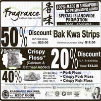 Read more about Fragrance Foodstuff Bakkwa, Floss & Other Promotions 15 - 18 Oct 2015