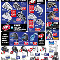 Read more about Golf House Mizuno Fair 15 - 25 Oct 2015