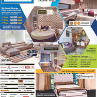 Read more about Gracious Living @ Singapore Expo 3 - 11 Oct 2015