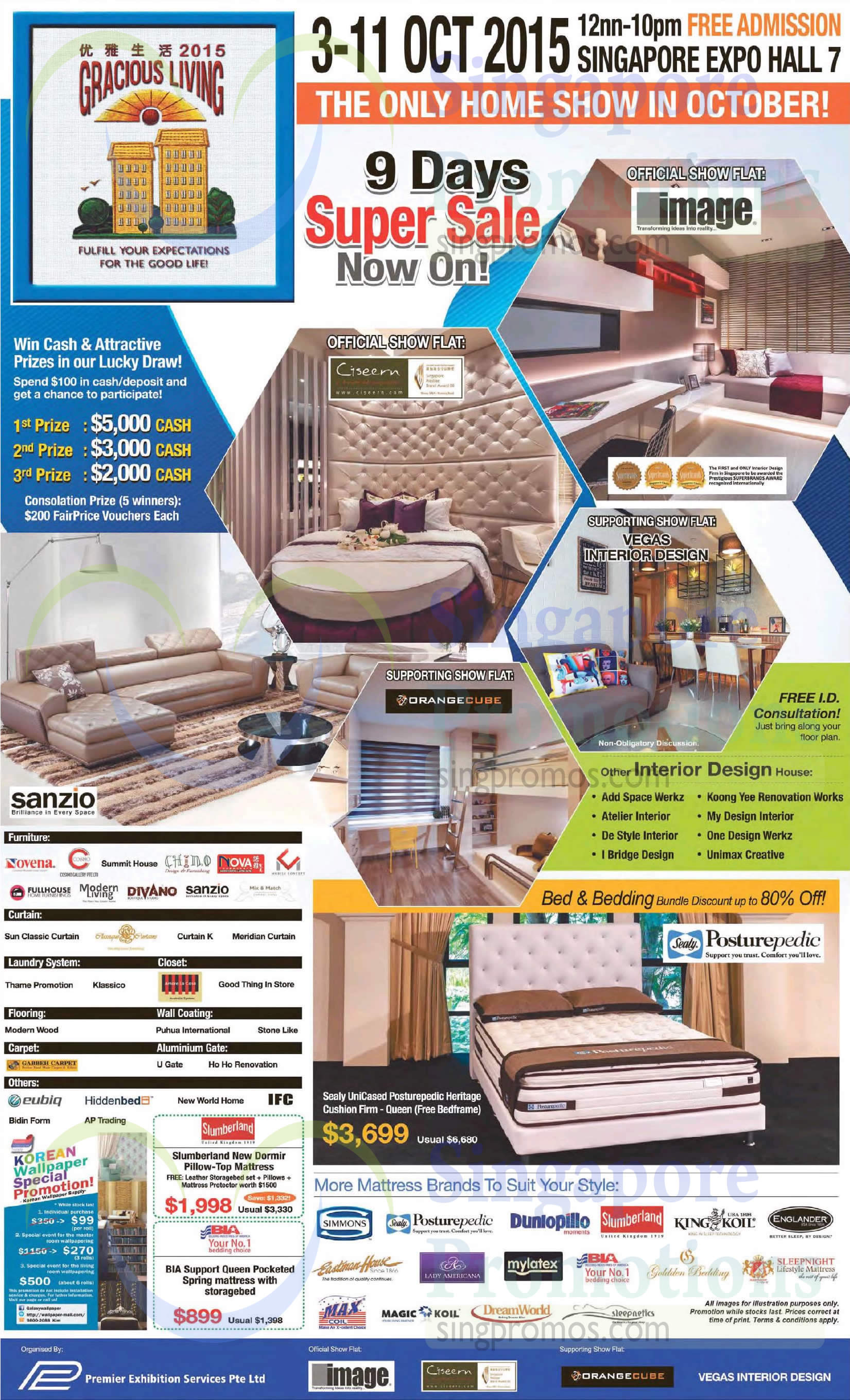 Gracious Living 3 Oct 2015 Gracious Living Singapore