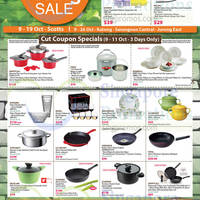 Isetan Great Living Sale 9 - 26 Oct 2015