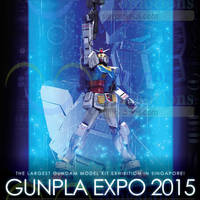 Read more about Gunpla Gundam Plamodel Exposition World Tour Expo @ Nex 28 Oct - 8 Nov 2015