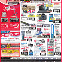 Read more about Best Denki TV, Appliances & Other Electronics Offers 31 Oct - 2 Nov 2015