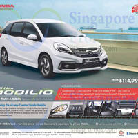 Read more about Honda Mobilio Sedan Offer 3 Oct 2015