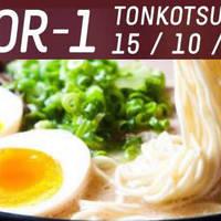 Ikkousha 1-for-1 Hakata Tonkotsu Ramen 1-Day Promo 15 Oct 2015