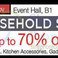 Read more about Isetan Household Sale @ Westgate 30 Oct - 12 Nov 2015