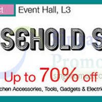 Read more about Isetan Household Sale @ Nex 15 - 21 Oct 2015