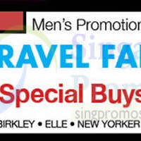 Read more about Isetan Travel Fair @ Parkway Parade 21 - 29 Oct 2015