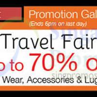 Read more about Isetan Scotts Travel Fair 23 - 29 Oct 2015