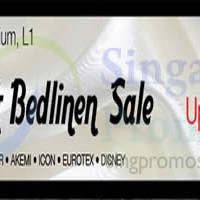 Read more about Isetan Tampines Furniture & Bedlinen Sale 28 Oct - 3 Nov 2015