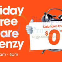 Read more about Jetstar fr $0 Promo Fares Valid Till 6pm 23 Oct 2015