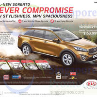Read more about Kia Sorento 7-Seater SUV Offer 10 Oct 2015