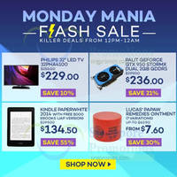 Lazada Monday Mania 15hr Special Offers 12 Oct 2015