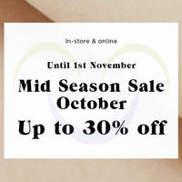 Read more about Mango Sale Up To 30% Off 17 Oct - 1 Nov 2015