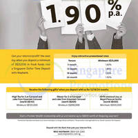 Read more about Maybank 1.60% 3-mth to 1.90% 24-mth p.a. Time Deposit Promo From 14 Oct 2015
