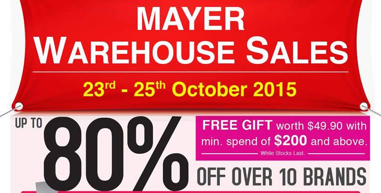 Mayer Feat 22 Oct 2015
