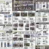 Read more about Mega Discount Store TVs, Washers, Hobs & Other Appliances Offers From 31 Oct 2015