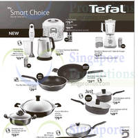 Read more about Tefal Cookware Offers @ Metro 2 - 18 Oct 2015