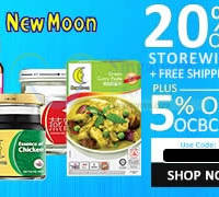 Read more about New Moon 20% OFF Abalones, Bird's Nest, Essence of Chicken & More (NO Min Spend) 1-Day Coupon Code 19 Nov 2015