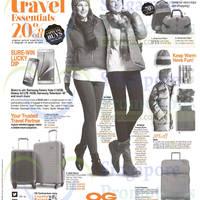 Read more about OG 20% Off Travel Essentials Promotion 29 Oct - 11 Nov 2015