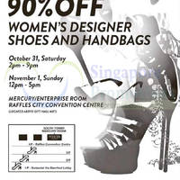 Read more about Pedder Warehouse SALE @ Raffles City Convention Centre 31 Oct - 1 Nov 2015