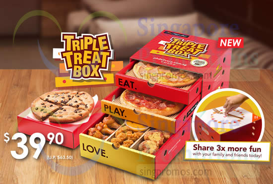 49 Big Christmas Box ... & Pizza Hut has brought their three layer Triple Treat Box to the UK ... Aboutintivar.Com