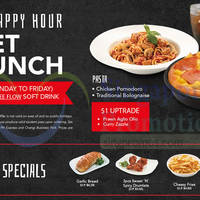 Read more about Pizza Hut $5 Set Lunch Student Happy Hour Dine-in Promotion (Weekdays) 2 Oct 2015