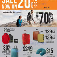 Read more about Planet Traveller 20% Off Storewide 16 - 18 Oct 2015