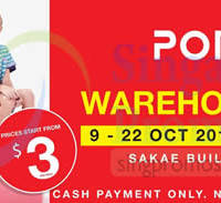 Read more about Poney Warehouse Sale 10 - 22 Oct 2015