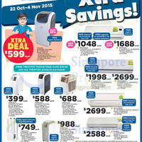 Read more about Fairprice Norway Salmon, Air Conditioners, Groceries & More Offers 22 Oct - 5 Nov 2015