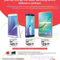 Read more about Singtel Broadband, Mobile & TV Offers 31 Oct - 6 Nov 2015