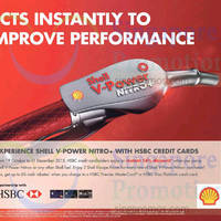 Read more about Shell Fuel Instant 16% Discount for HSBC Credit Cardholders 19 Oct - 31 Dec 2015