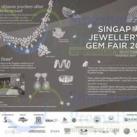 Read more about Singapore Jewellery & Gem Fair 22 - 25 Oct 2015