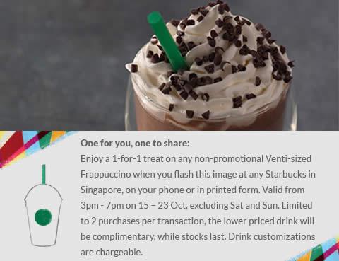 Starbucks Feat 21 Oct 2015