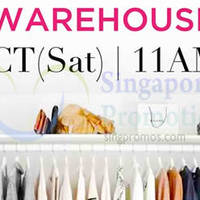 Read more about StyleTribute Open Warehouse Sale 10 Oct 2015