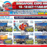 Read more about Smart Electronics Fair @ Singapore Expo 16 - 18 Oct 2015