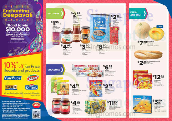 Tesco Exclusives, Groceries, Fresh n Deli, 10 Percent Off Housebrand Products