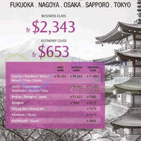 Read more about Thai Airways Promo Fares 27 Oct 2015 - 15 Jan 2016