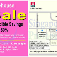 Read more about Umeko Barbie, Disney & More Warehouse Sale 19 - 24 Oct 2015