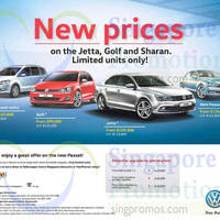 Read more about Volkswagen Jetta, Golf & Sharan Offers 10 Oct 2015