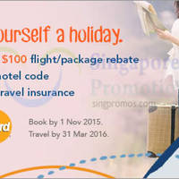 Zuji Singapore 12% OFF Hotels Coupon Code (NO Min Spend) For MasterCard Cardmembers 5 Oct - 1 Nov 2015