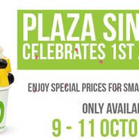 llaollao 1st Anniversary Promotion @ Plaza Singapura 9 - 11 Oct 2015